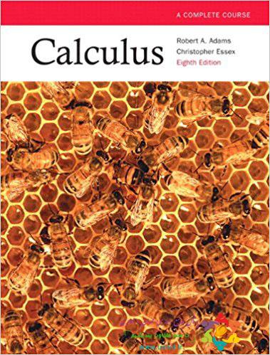 کتاب ریاضی آدامز Adams
