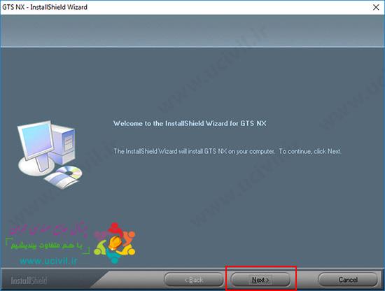 دانلود نرم افزار Midas GTS NX