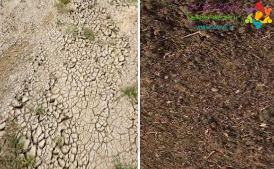 انواع خاک های مسئله دار