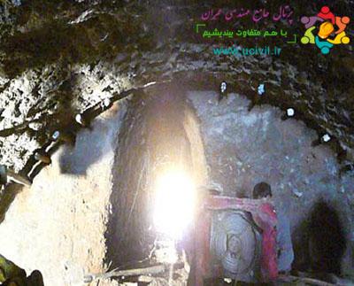 پایدارسازی تونل با فورپلینگ