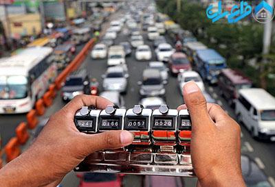 اندازه گیری حجم ترافیک