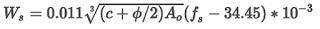 تعیین عرض کرک