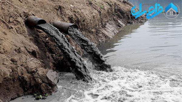 آلودگی آب های زیر زمینی