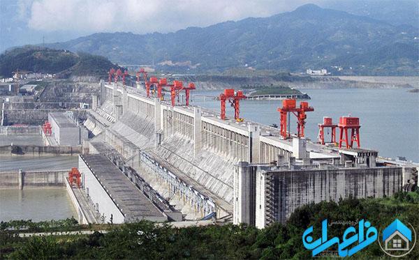 سد سه دره در چین