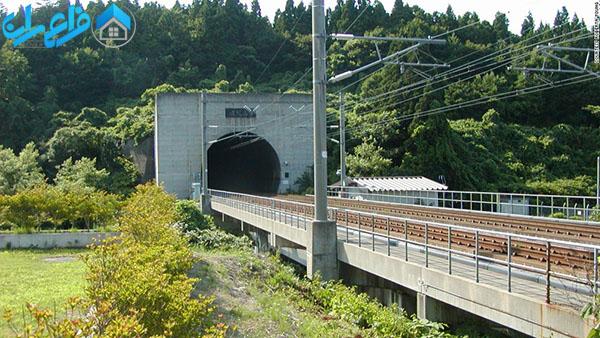 تونل سیکان در ژاپن