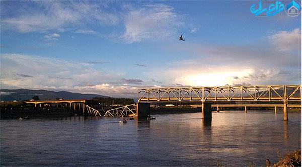 علل خرابی پل ها
