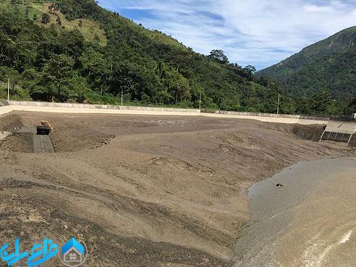 اثرات زیست محیطی سدها