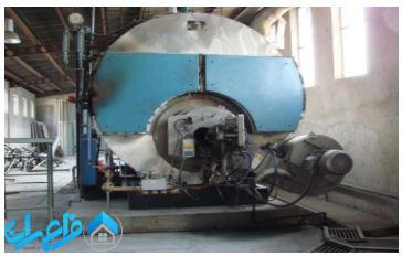 سیستم تولید بخار