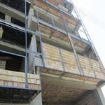 اشکالات اجرایی ساختمان