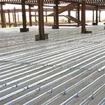 مدلسازی سقف عرشه فولادی