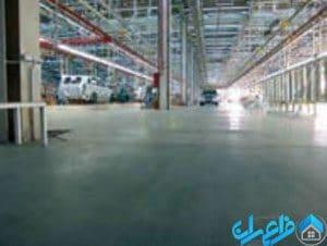 Granulate flooring