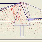 مدلسازی سد خاکی