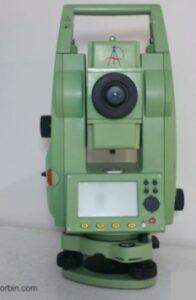 آموزش دوربین توتال استیشن لایکا 407