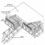 طراحی دستی سقف تیرچه بلوک