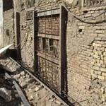 تخریب بناهای فرسوده