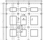دانلود نمونه نقشه اجرایی ساختمان بتنی به صورت کامل