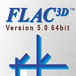 دانلود نرم افزار Flac 3D نسخه 5 با فایل کرک
