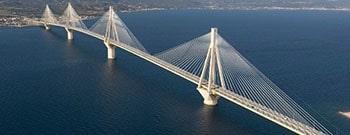 آشنایی با نحوه ساخت پل کابلی و معلق و انواع آن ها