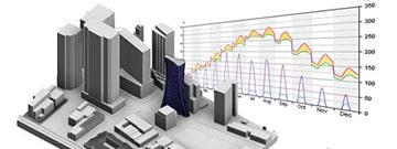 روش های تحلیل سازه ها مطابق با استاندارد 2800