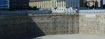 آشنایی با دیوار دیافراگمی در پایدارسازی گود برداری های عمیق